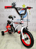 12 Inch Wimcycle Voltus Man Kids Bike