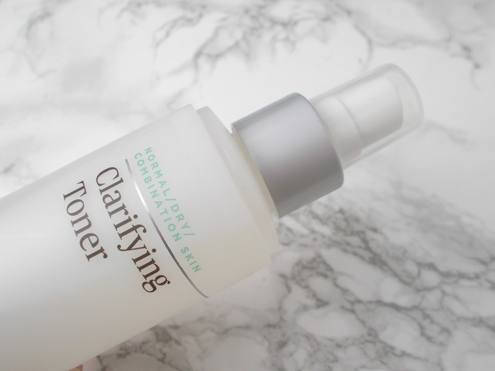 BeautyRX by Dr. Schultz clarifying toner skincare review