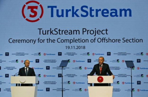 Η Τουρκία γίνεται ενεργειακή αποικία της Ρωσίας