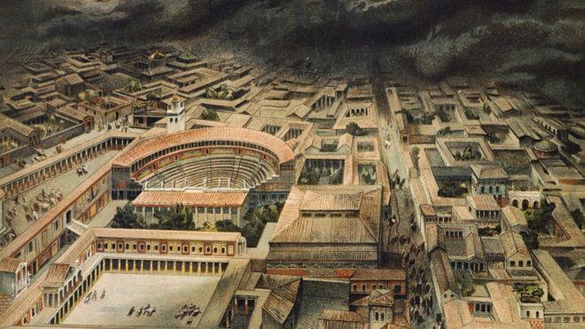 Pompeii, Kisah Bencana Dahsyat yang Mengakhiri Segalanya