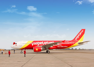 Máy bay Vietjet Air - Đại lý vé máy bay đi Nha Trang quận Tân Phú