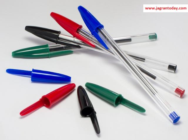 पेन के ढक्कन में छेद का होना भी है बुद्धिमानी