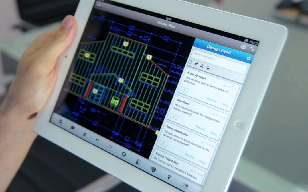 AutoCAD 360, la aplicación universal - cadBIM3D