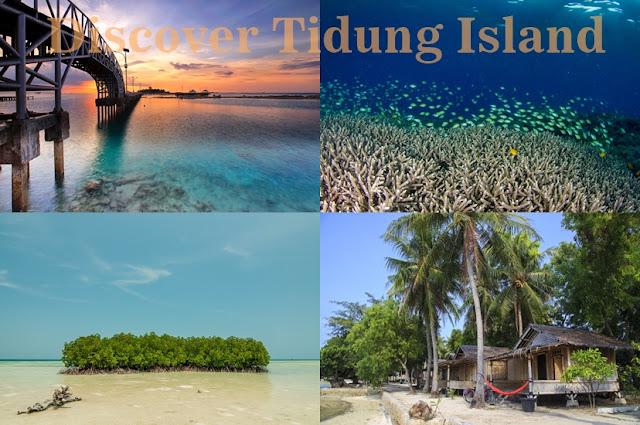 Tergoda Keindahan Pulau Tidung Kepulauan Seribu, Jakarta