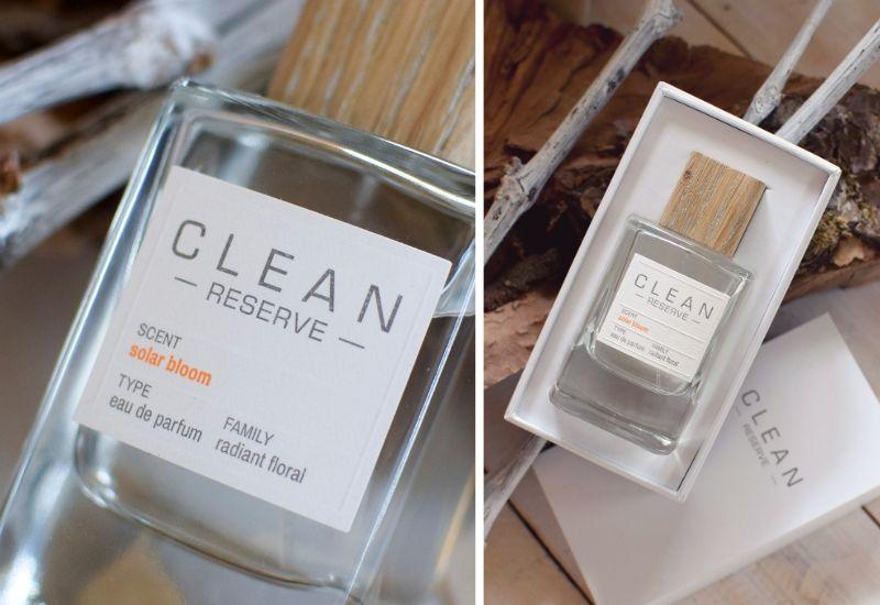 Parfum Solar Bloom von Clean Reserve