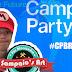 Campus Party Brasil 9 [#CPBR9] Eu fuiii