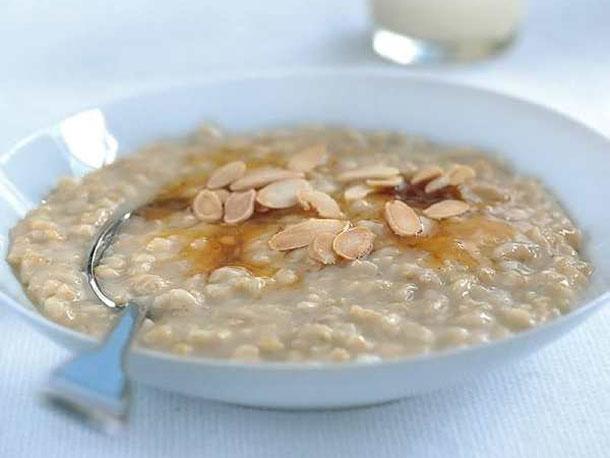 Iceland's hafragrautur oatmeal porridge