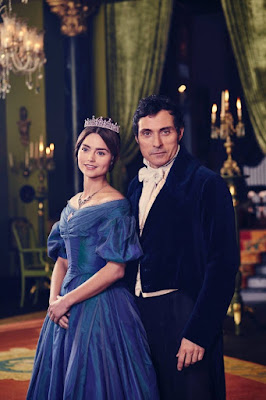 Jenna Coleman and Rufus Sewell in Victoria (17)