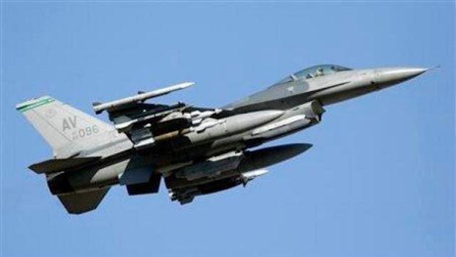 Serangan Udara Jet Tempur Turki Tewaskan 45 Militan Kurdi