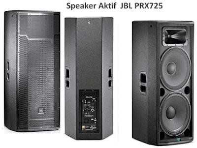 Harga Speaker JBL PRX725
