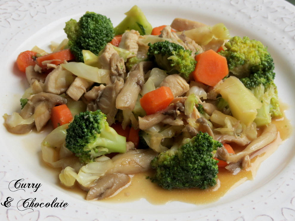 Cooking in English (o intentándolo): Sautéed chicken with ...