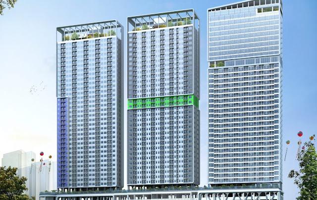 Tower View Apartemen B Residence BSD City 3 Menit ke Mall AEON www.rumah-hook.com