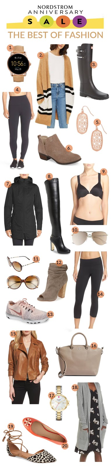 The Best of Fashion Nordstrom Anniversary Sale Picks by fashion blogger Laura of Walking in Memphis in High Heels