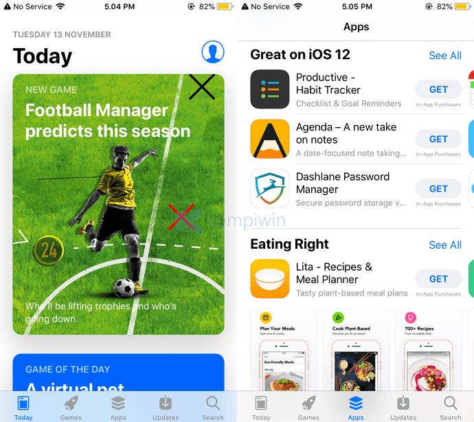 download app games di ios
