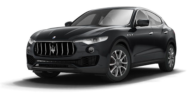 New 2018 Maserati Levante S SUV HD Images  01