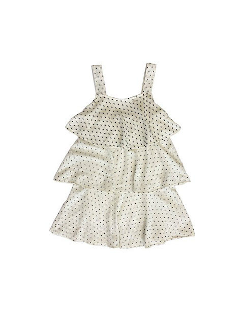 Ace & Jig Simone Dress in Pearl