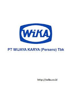 dari hasil nasionalisasi perusahaan Belanda Lowongan Kerja BUMN PT WIKA