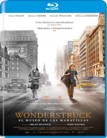 Wonderstruck (2017) BluRay 480p