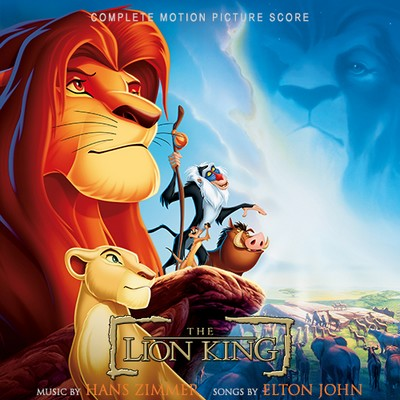 Circle of Life  Lion King OST  Music Letter Notation with Lyrics for Flute Violin Recorder