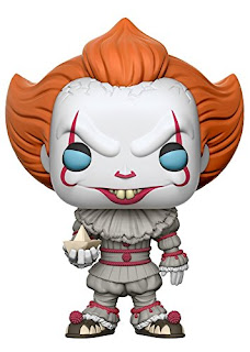 Funko Pop! Pennywise, Stephen King Gifts, Stephen King Merchandise, Stephen King Store