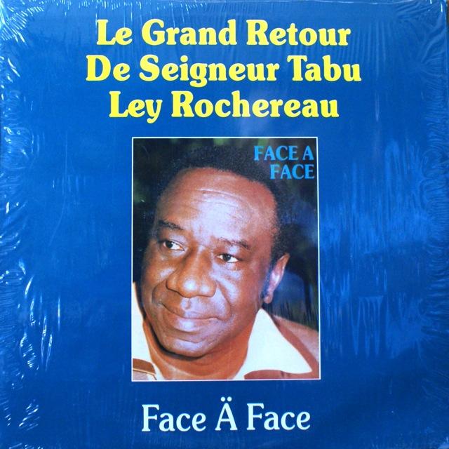 Tabu Ley Rochereau* Tabu-Ley Rochereau·Et Franco* Luambo-Makiadi Franco - L'Evénement! Rochereau Et Franco A Paris