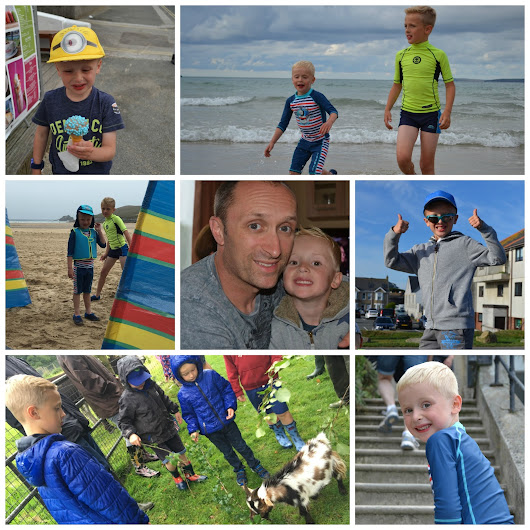 A Round Up of Our Summer Holiday's 2016!