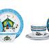 Amazon: $13.18 (Reg. $23.96) Melamine Dinnerware Set, Service for 4!