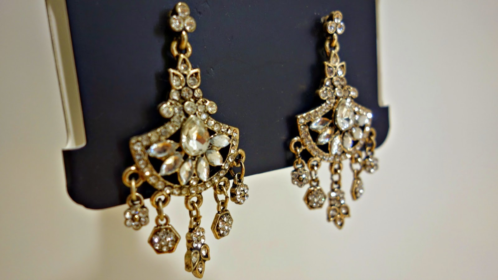 Chandelier Earrings Zara