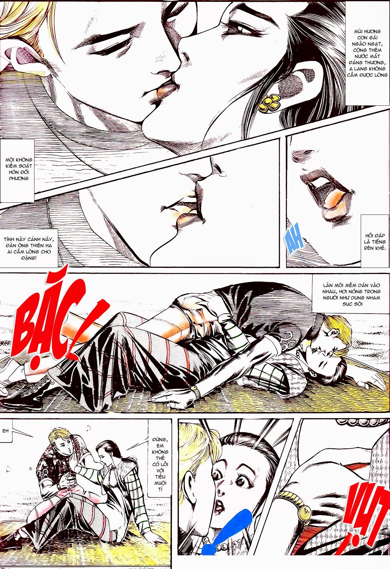 Người Trong Giang Hồ chapter 134: tấn công bảo nhi trang 34