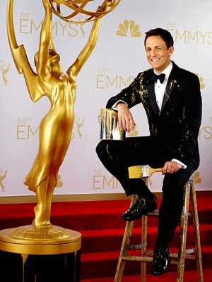 Seth Meye is getting ready to host the Primetime Emmy Awards on August 25, 2014. (NBC)