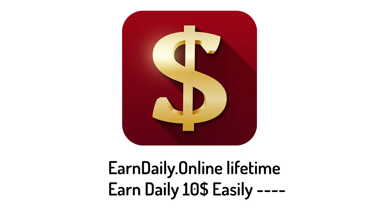 earndaily online | Earn money by watching ads free earning