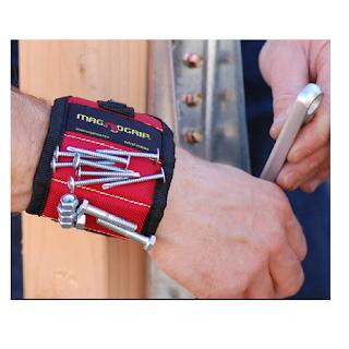 Un bracelet magnétique pour papa bricoleur