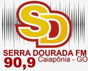 Rádio Serra Dourada FM de Caiapônia ao vivo pela net