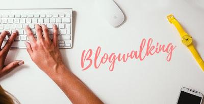 tips blogwalking
