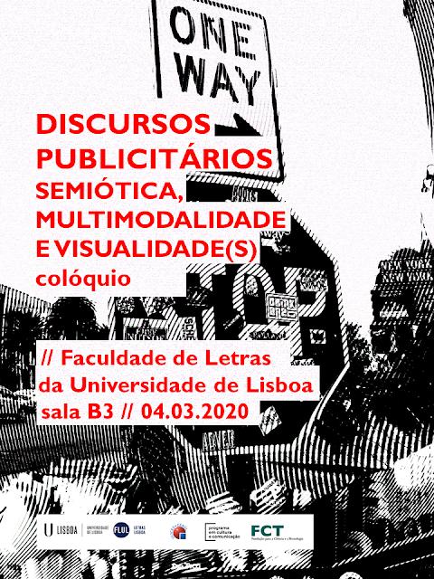 "Colóquio ""Discursos Publicitários: Semiótica, Multimodalidade e Visualidade(s)"""