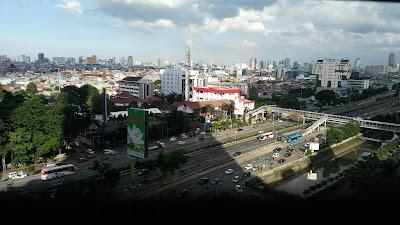 Jalan Lingkar Jakarta JORR