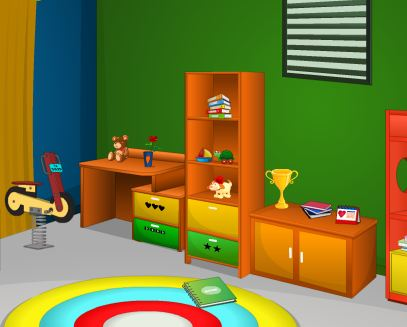 TollFreeGames Pre School Escape Walkthrough