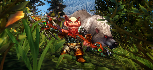 Gnome Survival Hunter