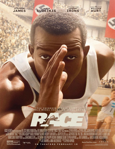 Ver Race: El héroe de Berlín (2016) Online