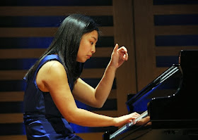 Mei Yi Foo - photo John Millar/BBC