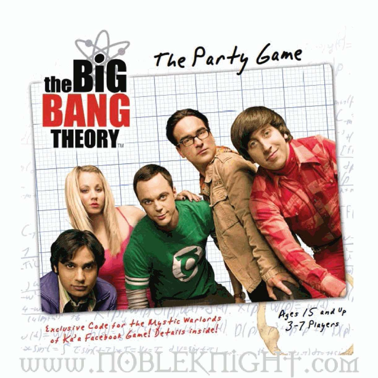 Play The Big Bang Theory Game, a free online game on ...