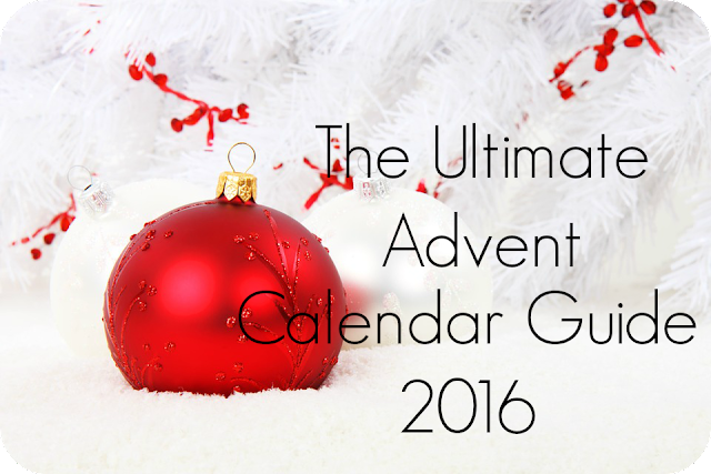 the ultimate beauty advent calendar guide 2016