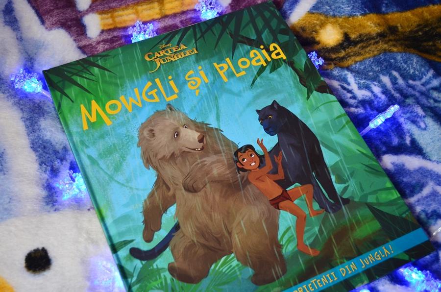carte mowgli si ploaia cartea junglei editura litera