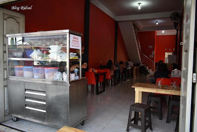 Bakso Aci Juara, Medan #01