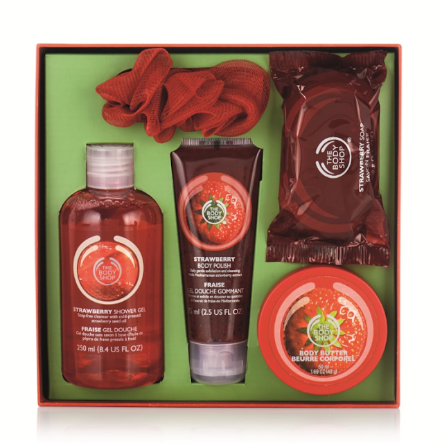 The Body Shop_STRAWBERRY BOX_INR 1,970