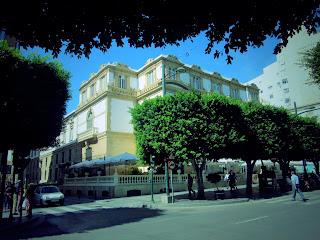 Asesinatos en el Teatro Cervantes de Almería