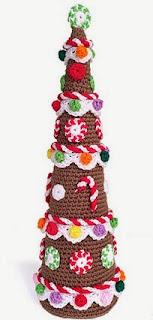http://www.carolynchristmasdesigns.blogspot.com.es/2013/12/gingerbread-tree.html