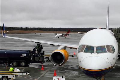 Choisir votre compagnie aérienne pour aller en Islande