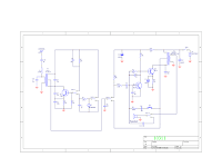 Walkie talkie circuit diagram