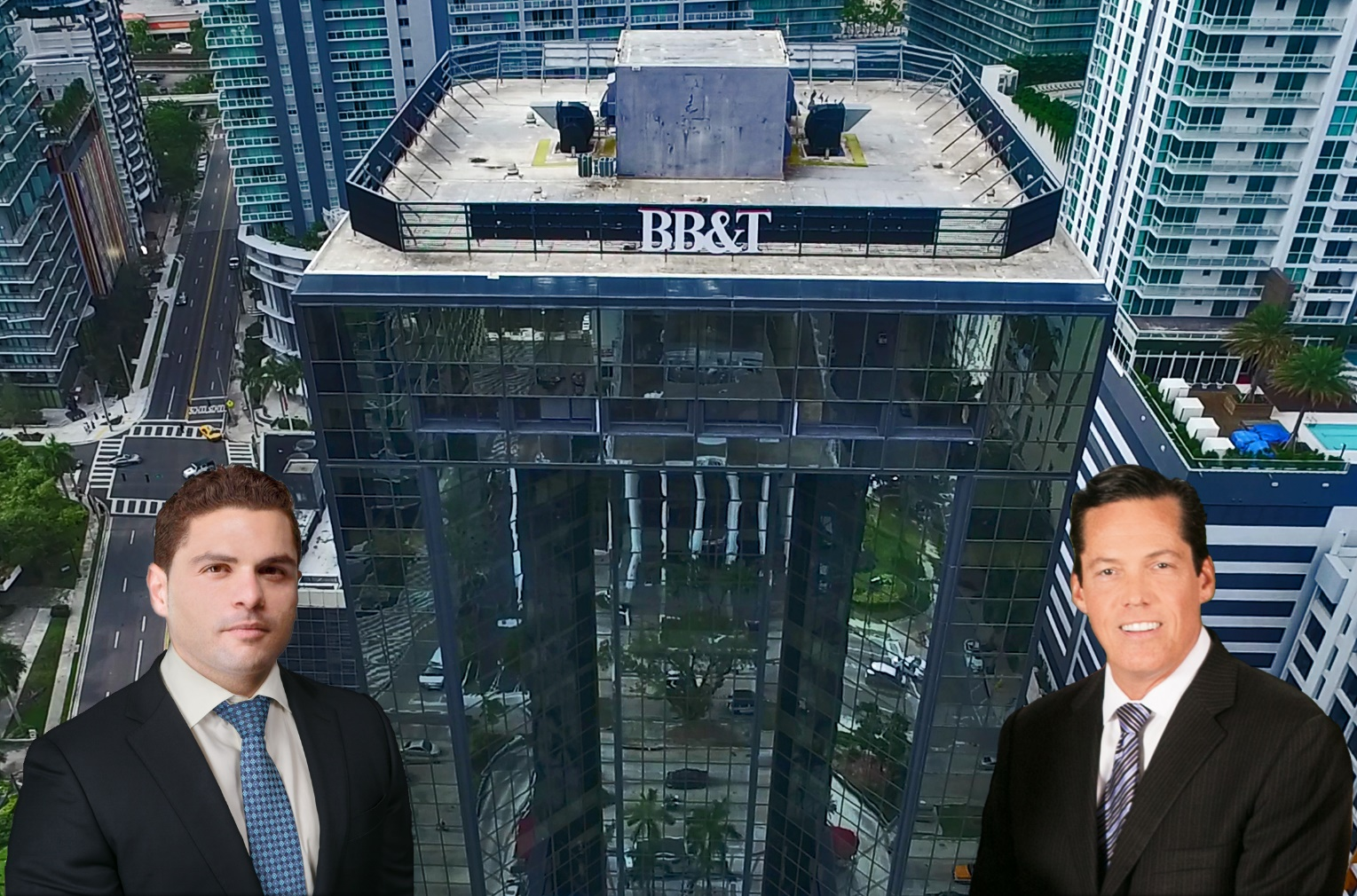 Done Deals Bb T Bank And Corporate Offices Up For Sale At 17